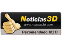 Noticias3D: Recommendation Award
