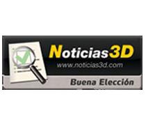 Noticias3D: Best Choice Award