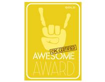 Custompc-review: Gold Award