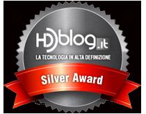 HDblog.it: Silver Award