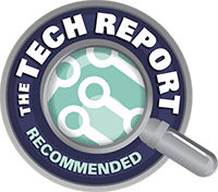The Tech Report-Recommend Award